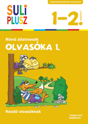 Suli plusz - Olvasóka 1.