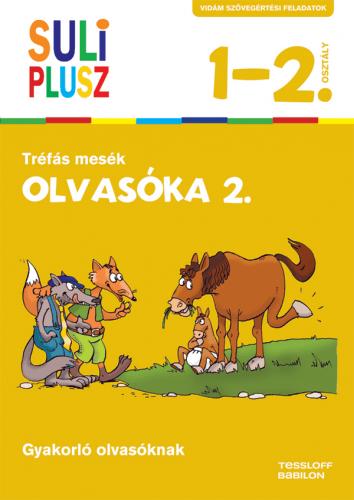 Suli plusz - Olvasóka 2.
