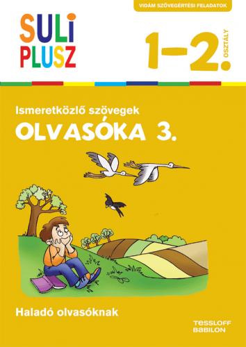 Suli plusz - Olvasóka 3.