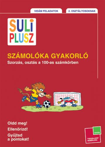 Suli plusz - Számolóka gyakorló