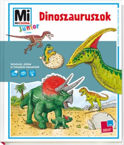 Mi micsoda Junior - Dinoszauruszok