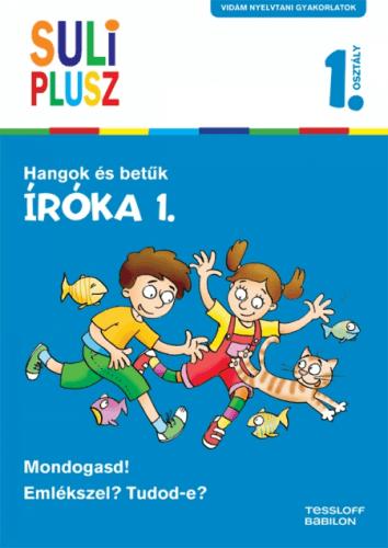 Suli Plusz - Íróka 1.