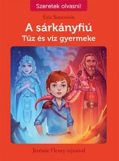 A sárkányfiú 3. - Tűz és víz gyermeke