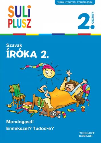 Suli Plusz - Íróka 2.