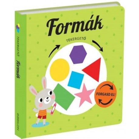 Tekergető - Formák -  pdf epub