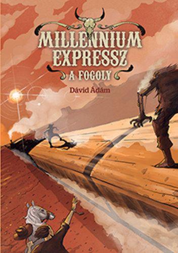 A fogoly - Millenium Expressz 2.