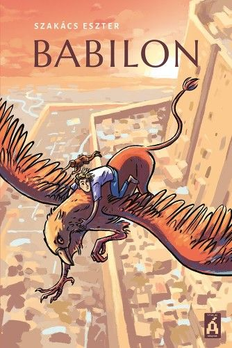 Babilon - Szakács Eszter pdf epub