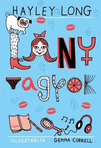 Lány vagyok - Hayley Long pdf epub