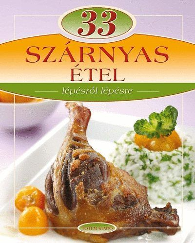 33 szárnyas étel -  pdf epub