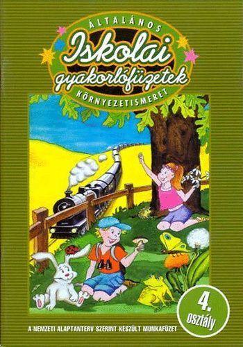 Általános iskolai gyakorló füzetek környezetismeret 4.