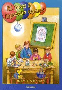 Ki festi a legszebb tojást? - Mesés kifestőfüzet