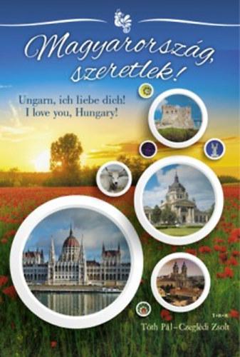 Magyarország, szeretlek! -  pdf epub