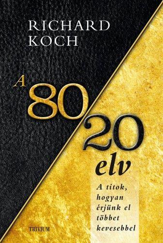 A 80/20 elv - Csizmadia László pdf epub