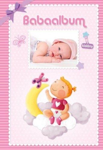 Babaalbum - kislány