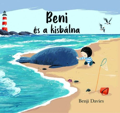 Beni és a kisbálna - Benji Davies |