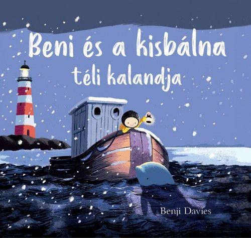 Beni és a kisbálna téli kalandja - Benji Davies |