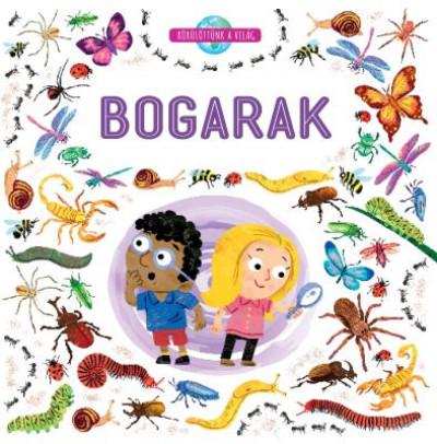 Bogarak - Körülöttünk a világ -  pdf epub