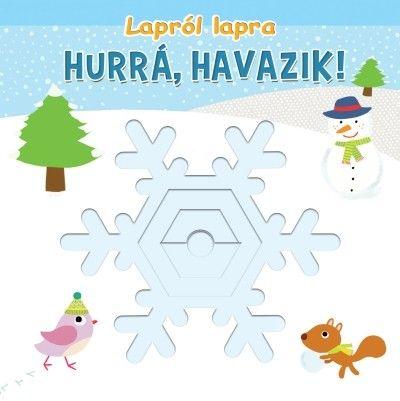 Hurrá, havazik! - Lapról lapra