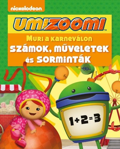 Umizoomi: Muri a karneválon -  pdf epub