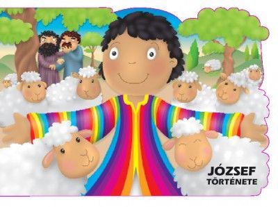 József története - Bibliai mesekönyvek