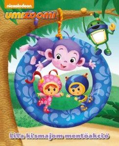 Umizoomi: Lila kismajom mentőakció