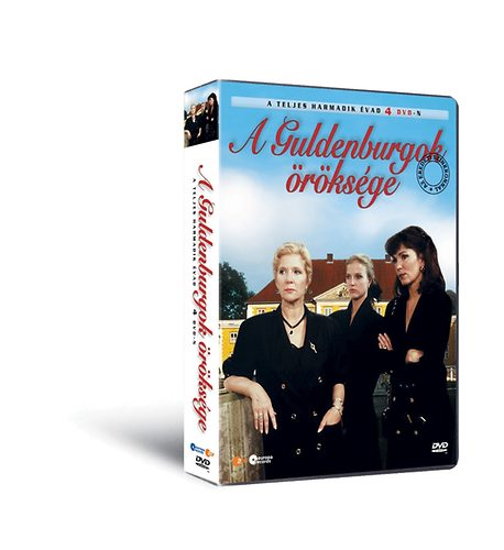 Guldenburgok öröksége  III. évad díszdoboz - DVD