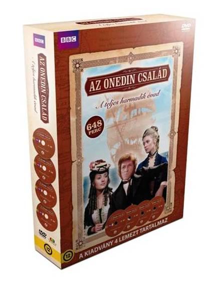 Onedin család 3. évad díszdoboz - DVD