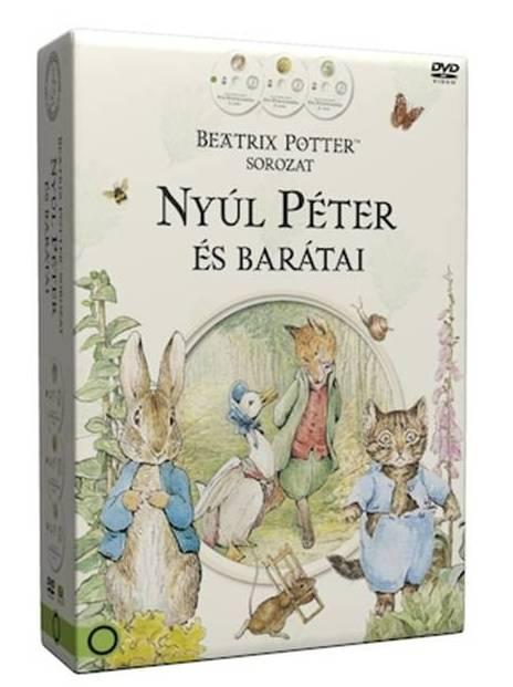 Beatrix Potter díszdoboz - DVD