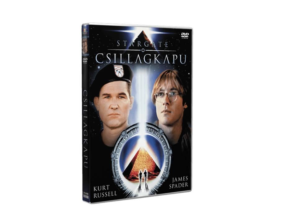 Csillagkapu - DVD