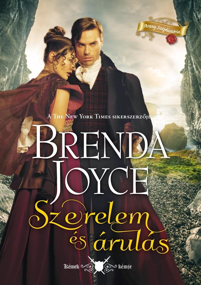Szerelem és árulás - Brenda Joyce pdf epub