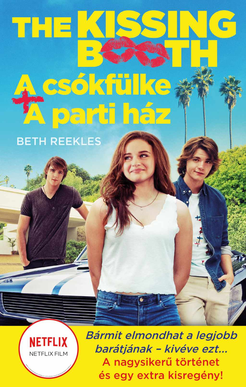 The Kissing Booth: A csókfülke, A parti ház