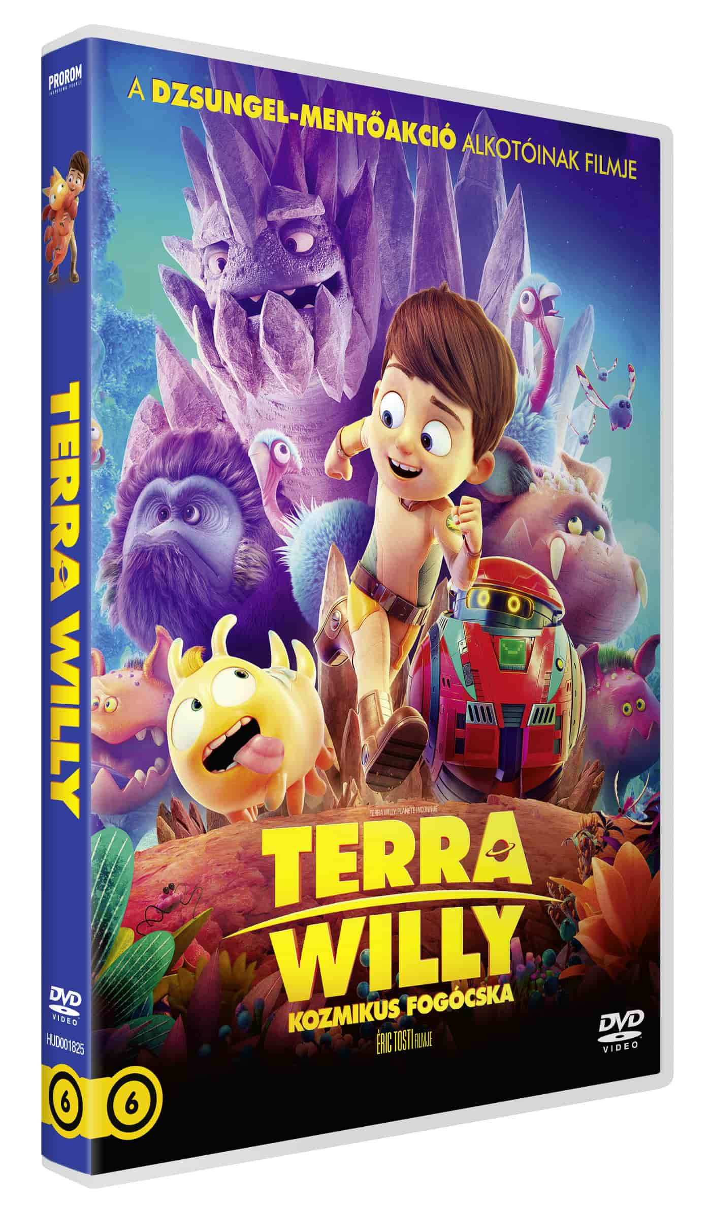 Terra Willy - DVD