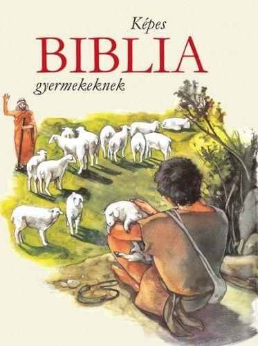 Képes Biblia gyermekeknek - John Griswood |