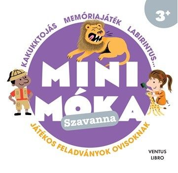 Szavanna - Mini móka