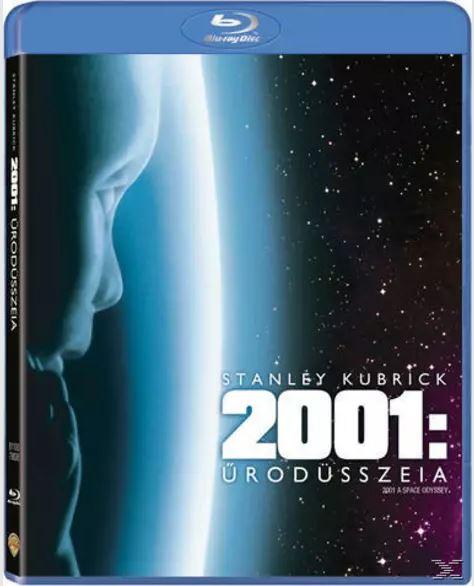 2001 - Űrodüsszeia - Blu-ray
