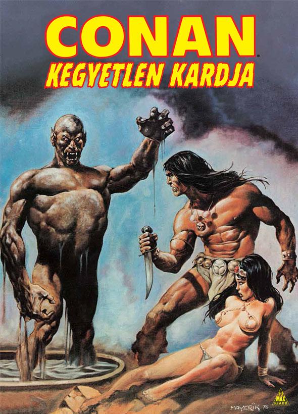 Conan kegyetlen kardja 3.