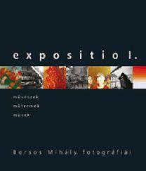 Expositio 1. - Borsos Mihály fotográfiái