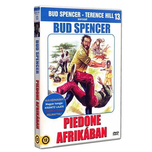 Piedone afrikában - DVD