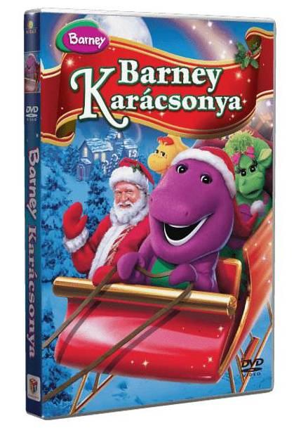 Barney karácsonya - DVD