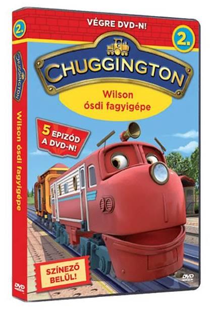 Chuggington 2. - Wilson ósdi fagyigépe - DVD