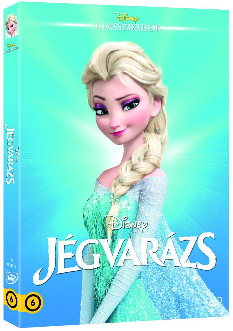 Jégvarázs (O-ringes, gyűjthető borítóval) - DVD