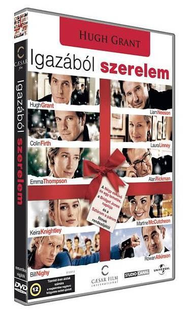 Igazából szerelem - DVD
