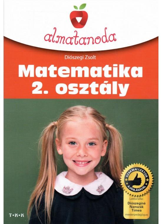 Almatanoda - Matematika 2.osztály