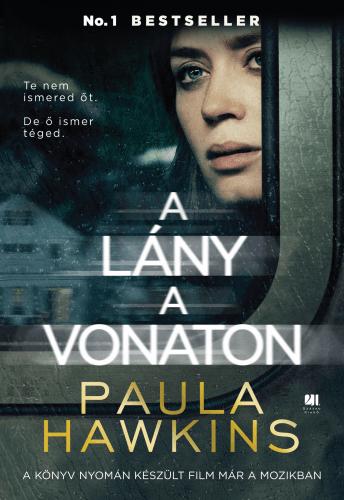 A lány a vonaton- filmes borítóval - Paula Hawkins pdf epub