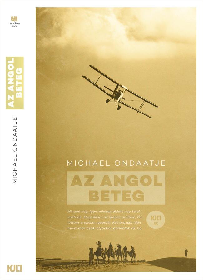 Az angol beteg - Michael Ondaatje pdf epub