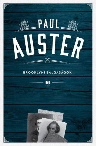 Brooklyni balgaságok - Paul Auster pdf epub