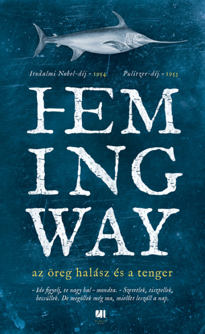 Az öreg halász és a tenger - Ernest Hemingway pdf epub