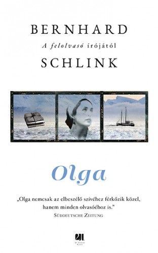 Olga - Bernhard Schlink |