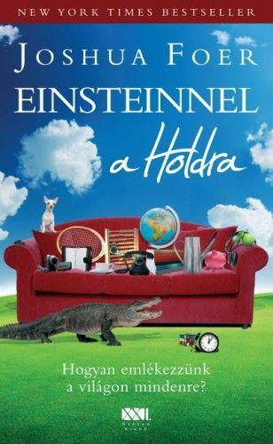 Einsteinnel a Holdra - Joshua Foer pdf epub