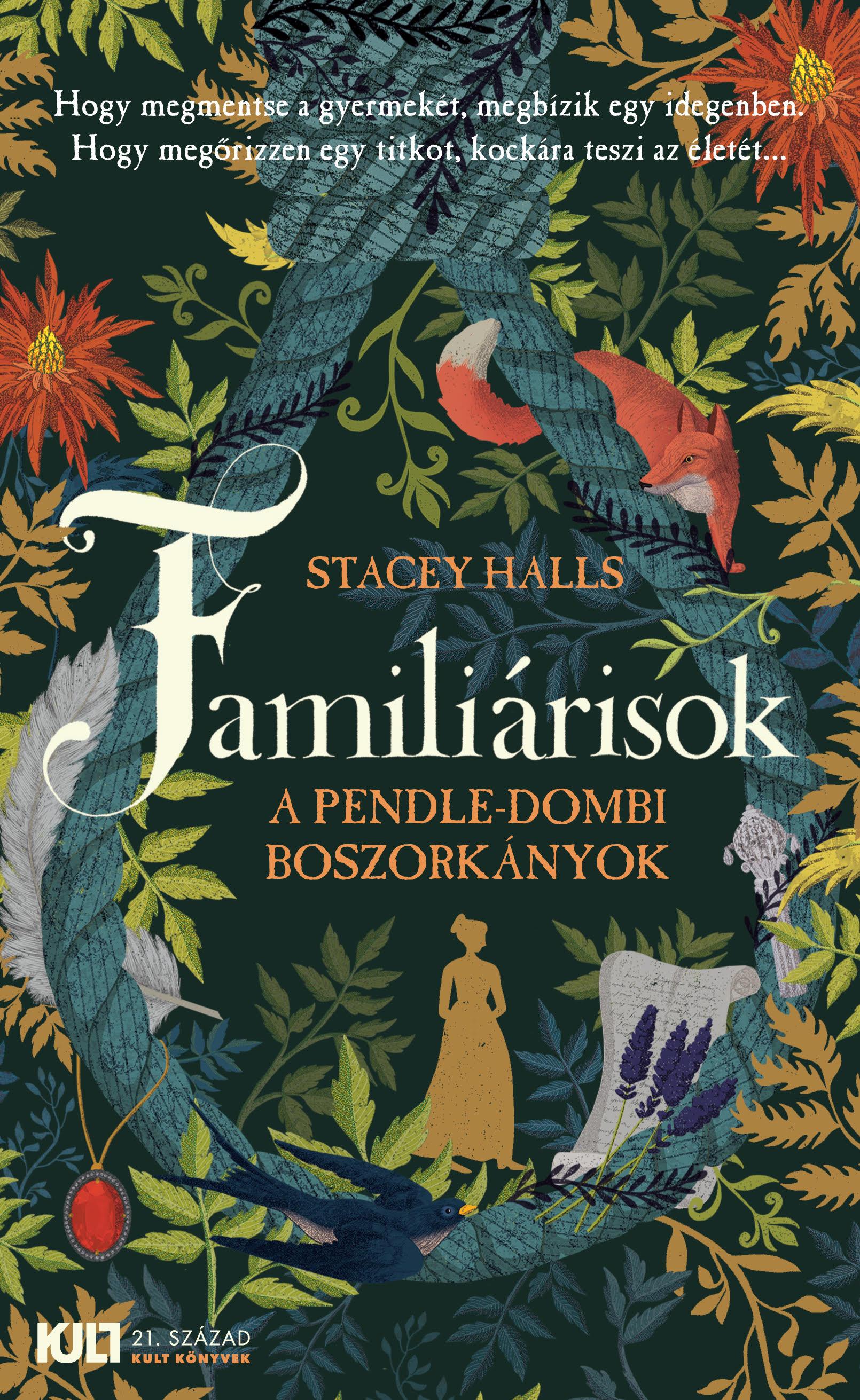Familiárisok - A pendle-dombi boszorkányok - Stacey Halls pdf epub